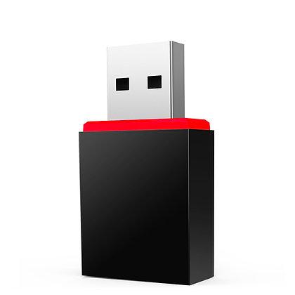 TARJETA DE RED INALAMBRICA TENDA U3 USB 300 MBPS