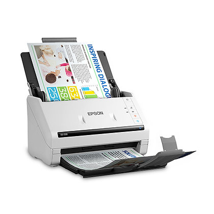 SCANNER EPSON DS-530 COLOR DUPLEX