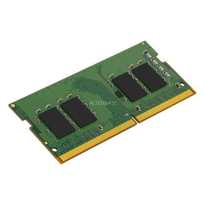 DDR4 8GB PC4-21300 /2666MHz / 1.2V /KVR26S19S8 /PORTATIL