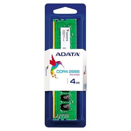 DDR4 4GB PC4-21300 /2666 MHz /1Rx16 /1.2 V /A- DATA /AD4U2666W4G19-S /PC