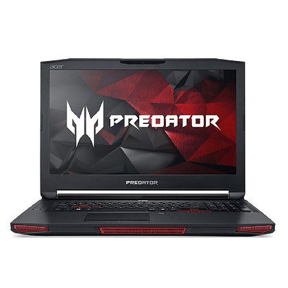 PORTATIL ACER PREDATOR GX-792-70FD Ci7 7700HQ 32GB RAM 2TB HDD+256GB SSD W10H