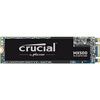 DISCO DURO SOLIDO M.2 SATA MX500 / 250GB