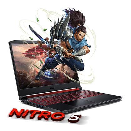 PORTATIL ACER NITRO 5 AN515-54-51CN Ci5 9300H 8GB 1TB+256GB SSD W10H