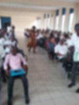 reunion des enseignants