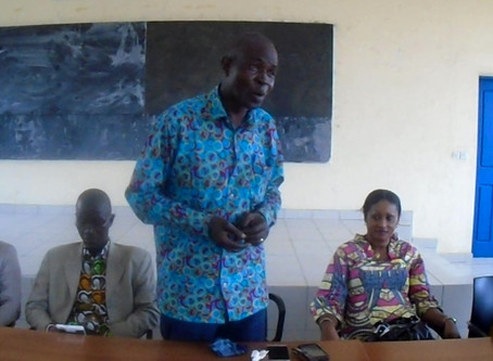 La division première du Lycée Classique d'Abidjan honore ses meilleurs élèves