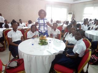 Journée Internationale des jeunes filles dans les TIC