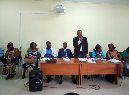 Concours de salubrité du  lycée classique d'Abidjan