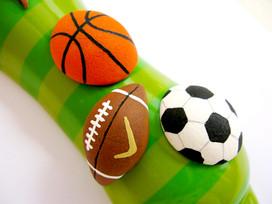 בית מזוזה לחדר בנים- כדורגל, פוטבול, כדורסל