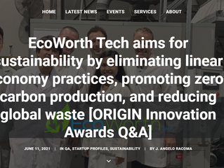 Understanding EcoWorth Tech and their challenges: Q&A with TechNode Global