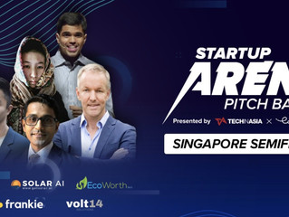 EcoWorth Tech is one of the finalists in Startup Arena Pitch Battle 2021