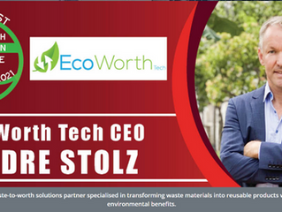 EcoWorth Tech named one of 'The 10 Best CleanTech Startups in Singapore'