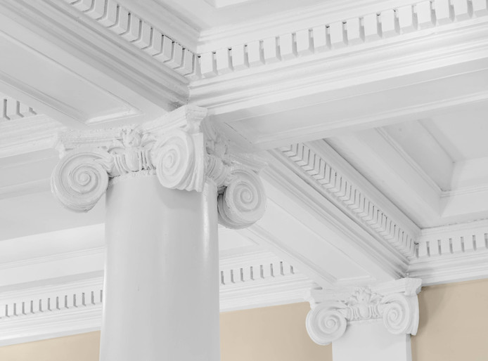 Courtland Arms, Interior, Detail