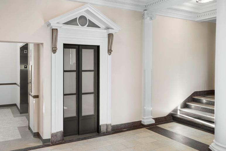 Courtland Arms, Interior