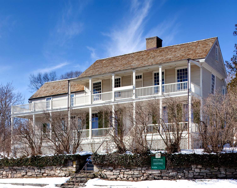Bush Holley House
