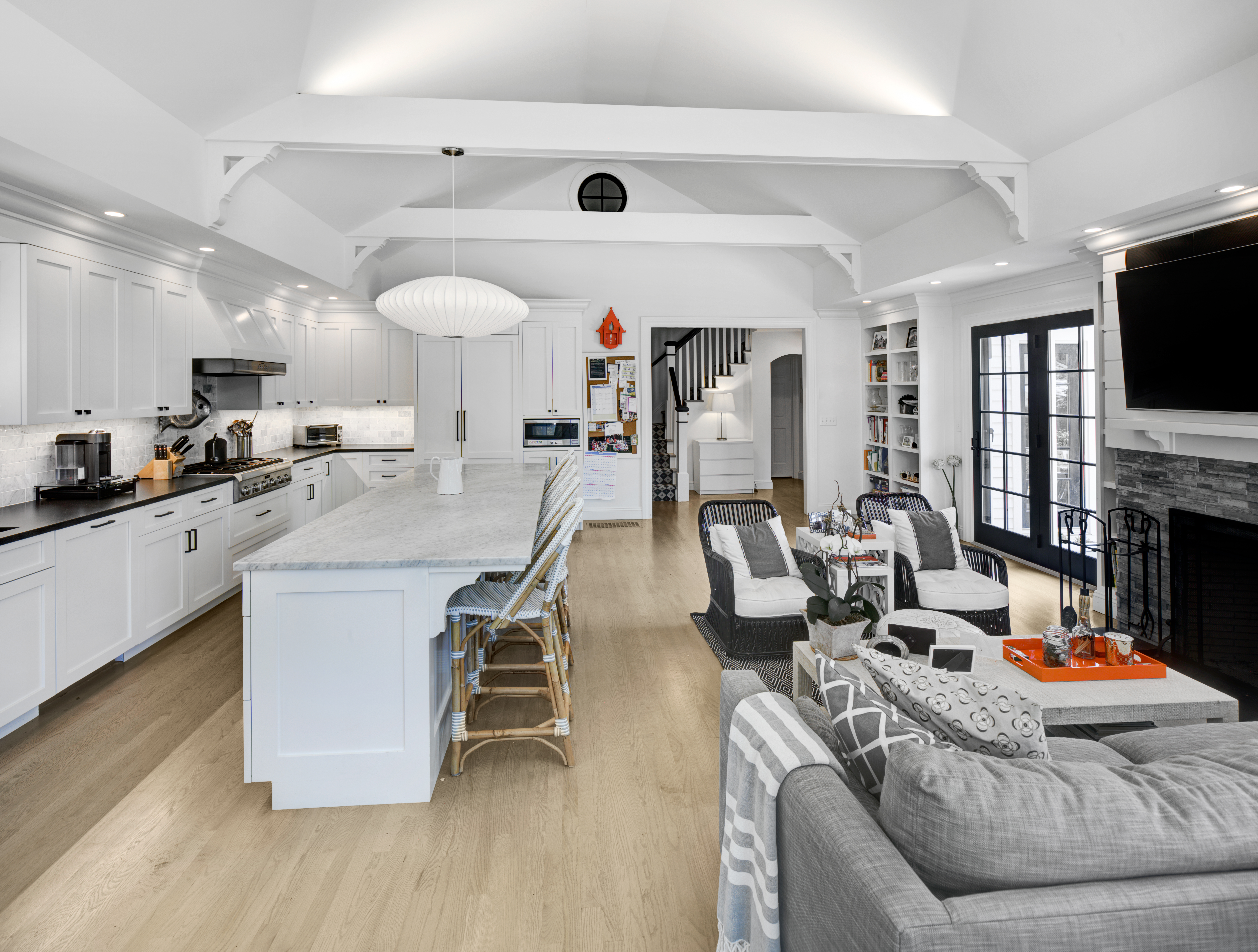 Greenwich Renovation