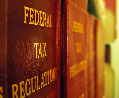 "Books: ""Federal Tax Regulation Firm"""