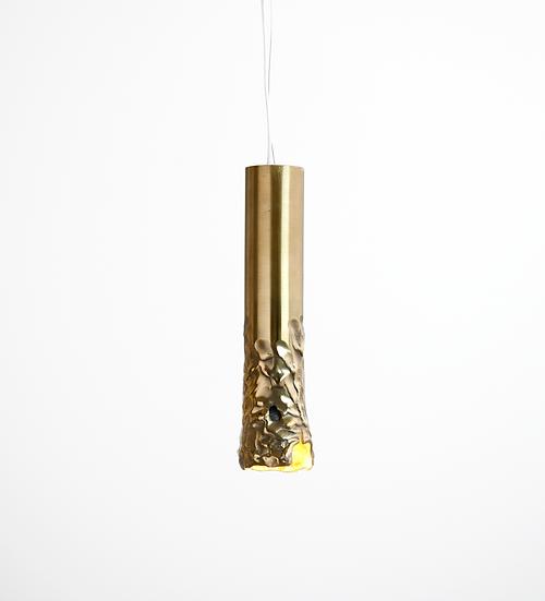 HOT BRASS LAMP