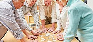 Stimolazione cognitiva di gruppo
