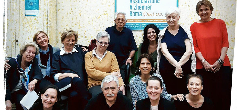 volontari associazione alzheimer roma