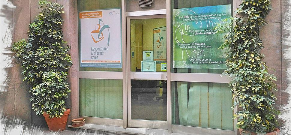 sede associazione alzheimer roma
