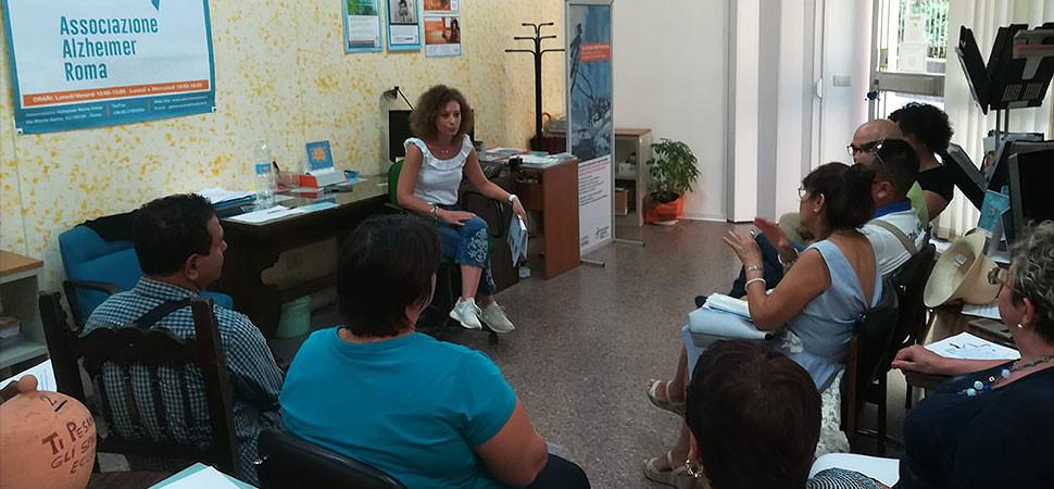 formazione badanti alzheimer roma
