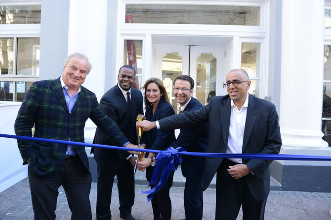 Microsoft Opens Atlanta Innovation Center