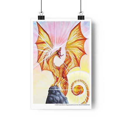 Strength Giclée Art Print