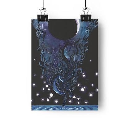Waters of Imagination Giclée Art Print