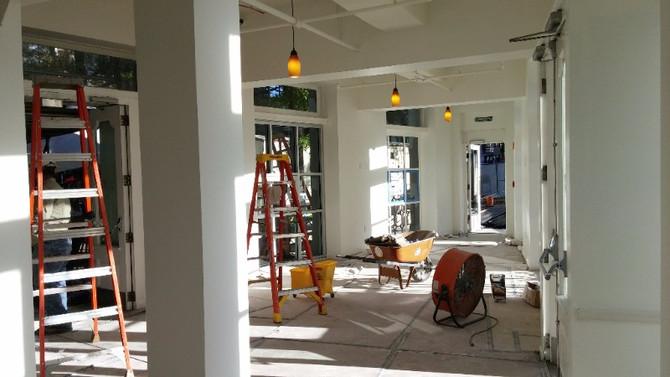 Construction Update - Nov 2015