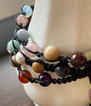 Chakra - Shamballa Bracelet by Dragon's Way