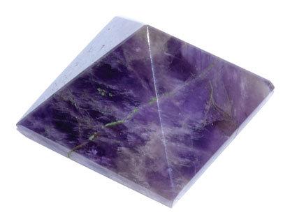 25-30mm Amethyst pyramid