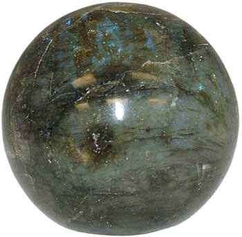 40mm Labradorite sphere