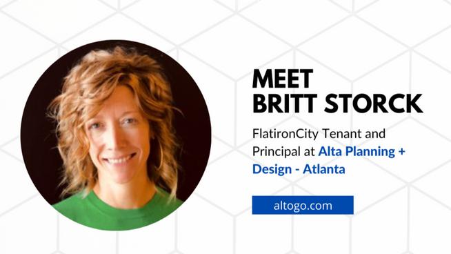 "Is Atlanta's ""Curbless"" City Debate Over? Meet Alta Planning + Design"