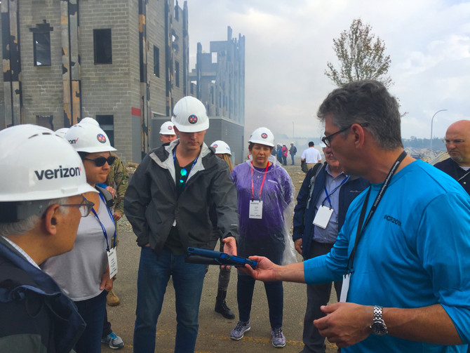 Aegex Technologies Puts Innovative IoT Solutions to the Test during Realistic Disaster Simulation