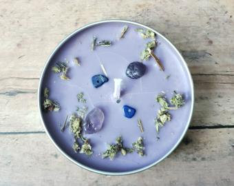Third Eye Chakra Candle by Whimsical Witch