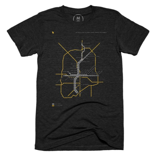 Preston Atteberry releases more ATL swag. This time you can wear it…