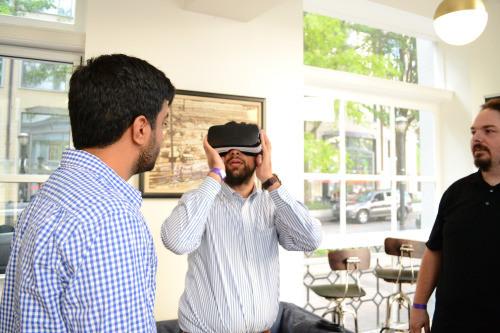 Intoxicating VR at FlatironCity