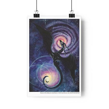 Mistress of Infinity Giclée Art Print