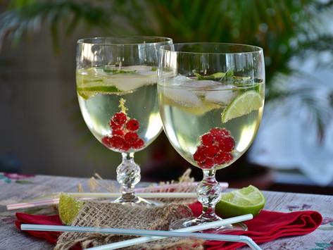 Lemonade, Rose Lemonade, and Watermelonade