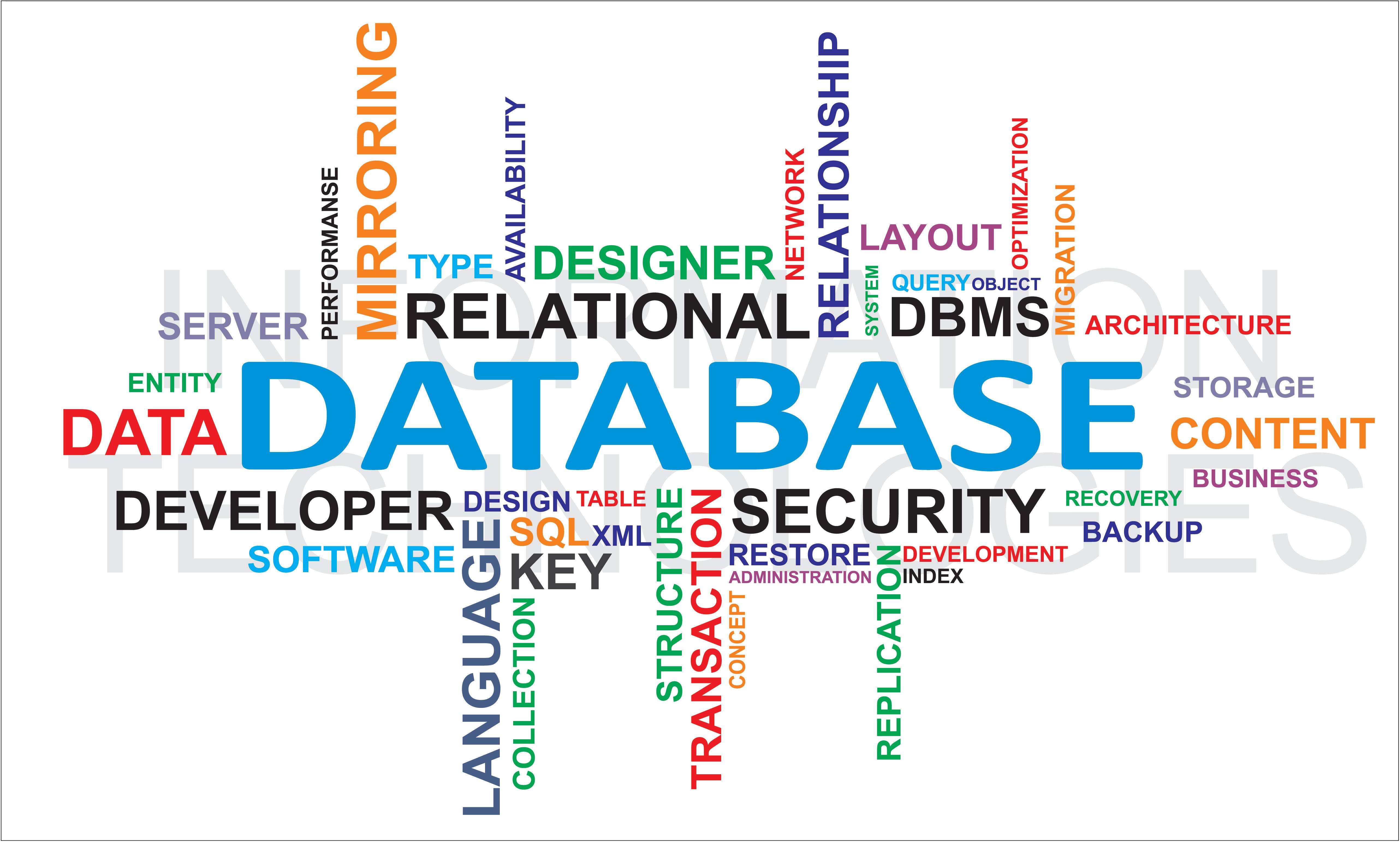 Database Keywords