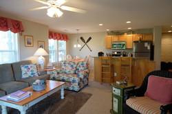 504 Club Villa Living Room