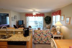 504 Club Villa Living Room 2