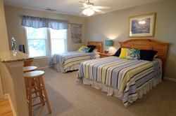 504 Club Villa Second Bedroom