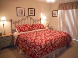504 Club Villa Master Bedroom
