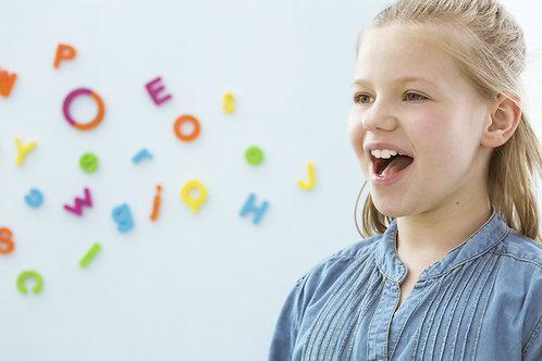 #7342 Childhood Apraxia of Speech