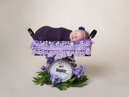 Texas Newborn Photoshoot