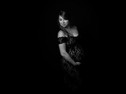 Elegant McKinney Maternity Photography