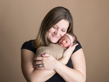 McKinney Newborn Photos