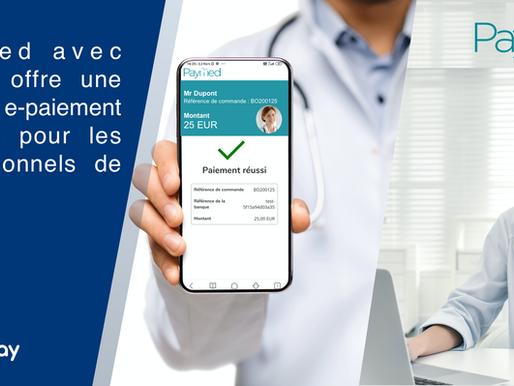 Paymed avec voxpay offre une solution e-paiement gratuite pour les professionnels de santé.