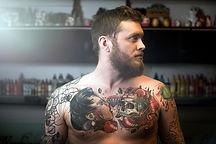 Tattooed Guy
